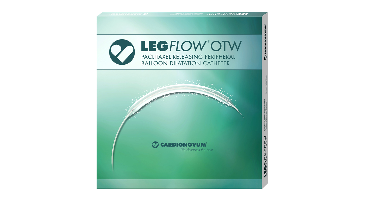 Paclitaxel Releasing Peripheral Balloon Dilatation Catheter (LEGFLOW OTW)